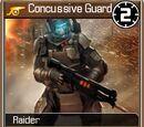Concussive Guard, Lv2