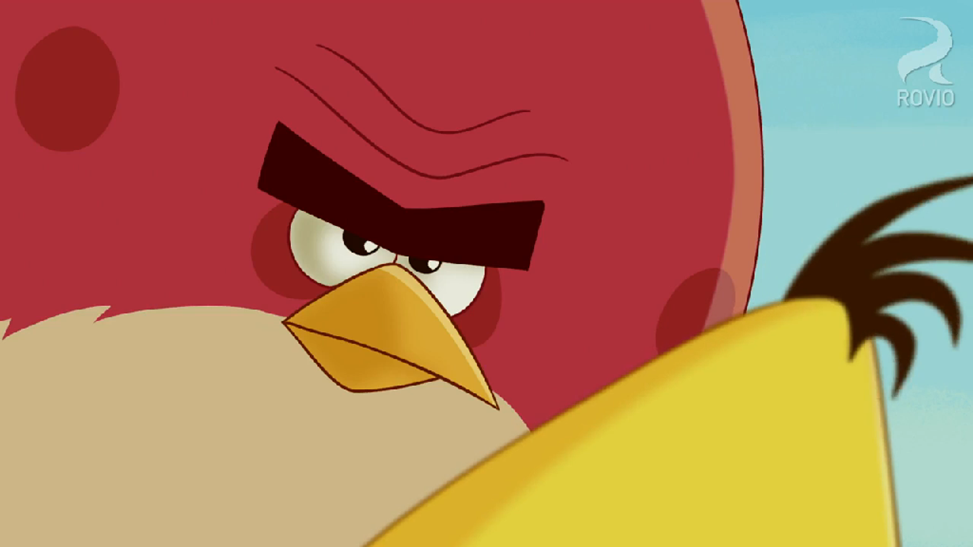 angry birds go terence - photo #34