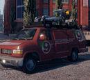 "Anchor News Van ""Canal 9"" (Saints Row: The Third)"