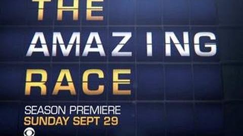 The Amazing Race - Season Premiere