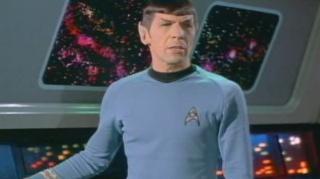 Star Trek Original Series Natural Phenomenon