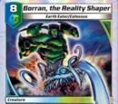 Borran, the Reality Shaper