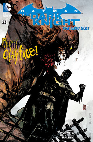 [DC Comics] Batman: discusión general 300px-Batman_The_Dark_Knight_Vol_2_23