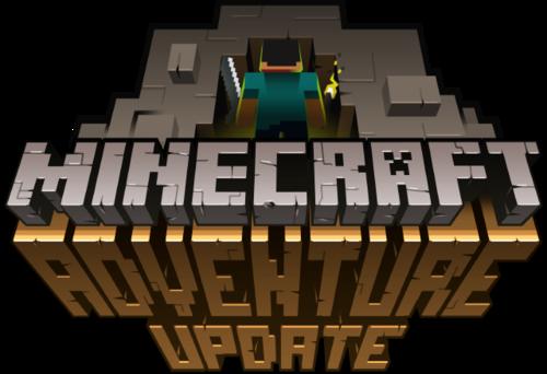 Image - Minecraft Logo Adventure Update.png - Minecraft Wiki