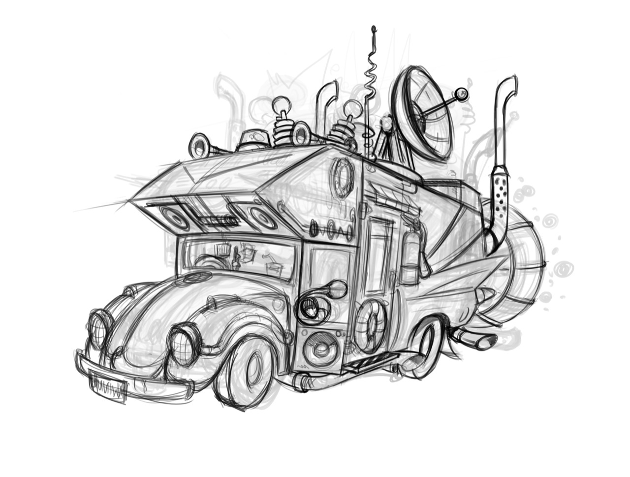 Image - Concept 4.jpg - Plants vs. Zombies Wiki, the free ...
