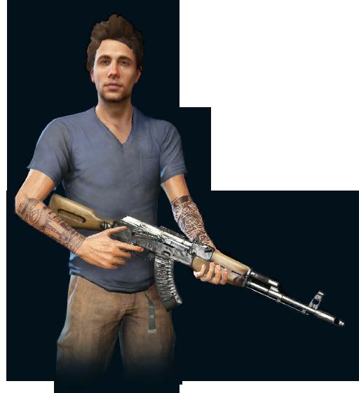Jason Brody - Far Cry Wiki