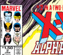 X-Men and Alpha Flight Vol 1 2