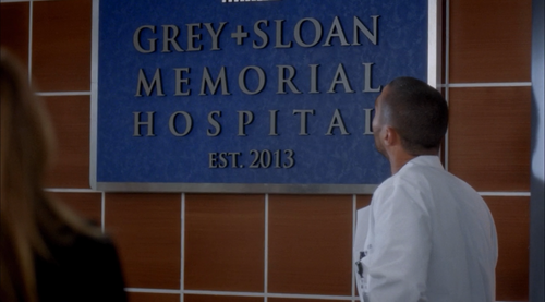 Grey Sloan Memorial Hospital - Grey's Anatomy and Private ...