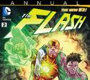 The Flash Vol 4 Anual 2