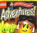 LEGO Adventures! Magazine Issue 18