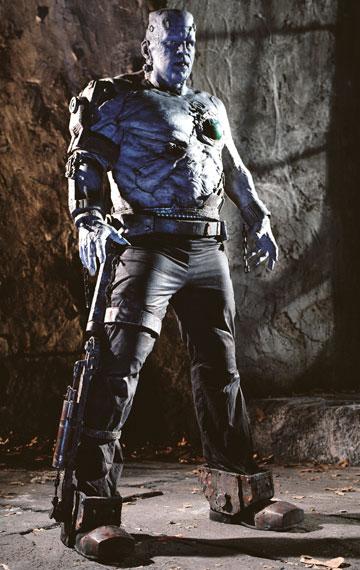 Is Victor Frankenstein an antihero?