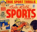 Babe Ruth Sports Comics Vol 1 5