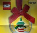 850851 LEGO Tree Holiday Bauble