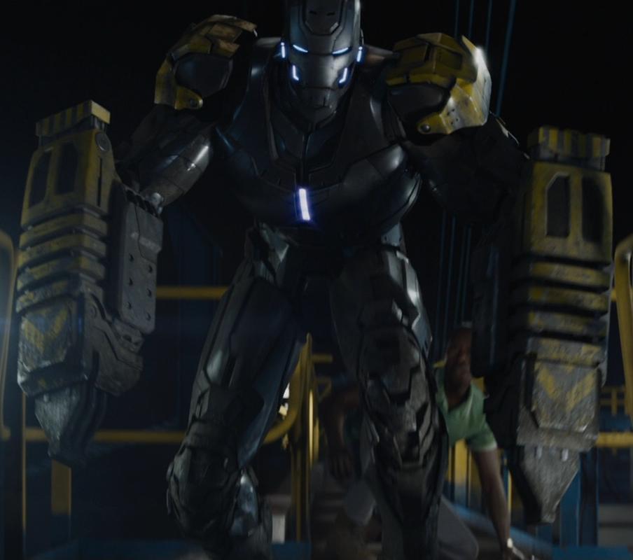 Iron Man Armor MK XXV (Earth-199999) - Marvel Comics Database