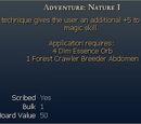 Adventure: Nature I