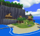Islas de The Legend of Zelda: The Wind Waker