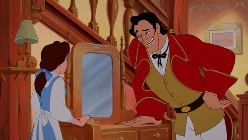 Gaston Wickedpedia Wikia