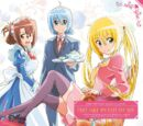 Hayate Ayasaki & Nagi Sanzenin & Maria + Ruri Tsugumi CAN'T TAKE MY EYES OFF YOU Album