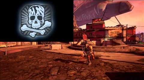 Borderlands 2 Krieg el psicópata