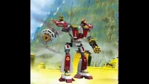 Exo-Force - Blade Titan