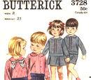 Butterick 3728 B