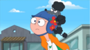 Poodle on Candace's helmet.png