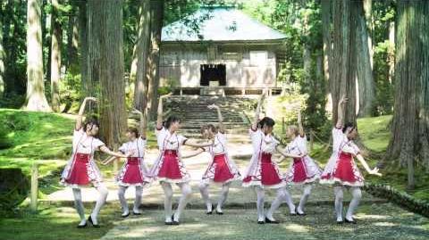平泉寺で踊ってみた