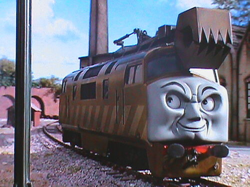 diesel from thomas and friends - photo #36