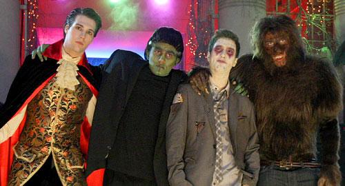 big time rush halloween