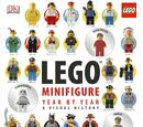 5002888 LEGO Minifigure Year by Year: A Visual History