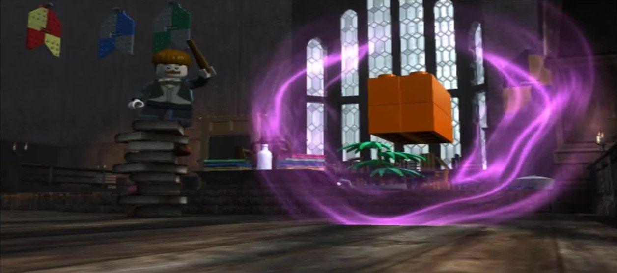 Sortil ge de l vitation lego - Sortilege ouverture de porte harry potter ...