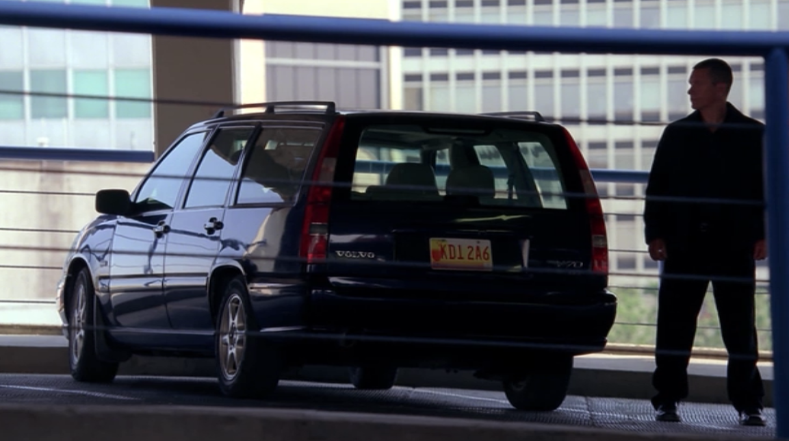 End Times Volvo