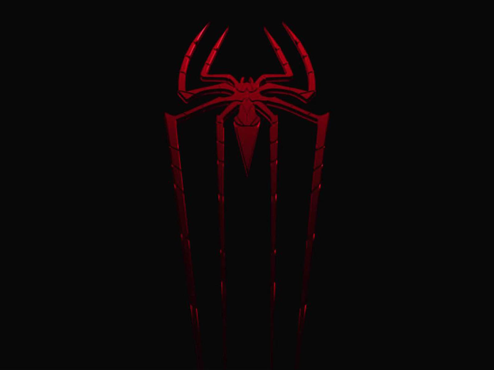 The Amazing Spider Man Logo X