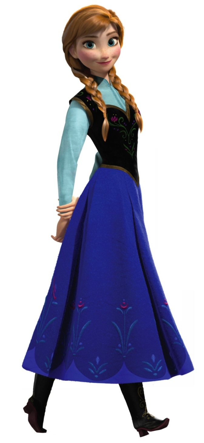 Image disney anna 2013 princess disney wiki - Frozen anna disney ...