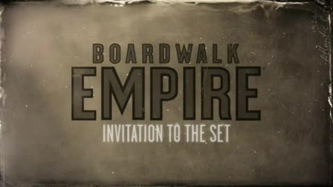 Boardwalk Empire Season 4 Teaser