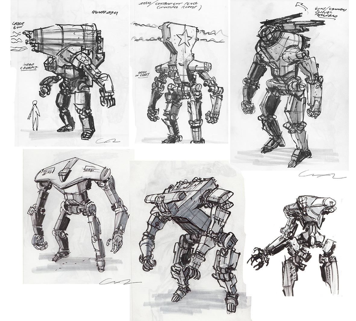 Image - Jaeger Concept Art 02.png - Pacific Rim Wiki Pacific Rim Concept Art
