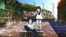 Manaka and Hikari playing.png