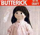 Butterick 6116 B