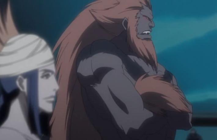 Wabisuke Human Form Izuru Kira vs. Kazeshi...