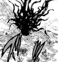 Meliodas breaking out of the Goddess Amber.png