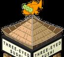 Three-Eyed Sushi