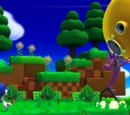 Sonic Lost World bosses
