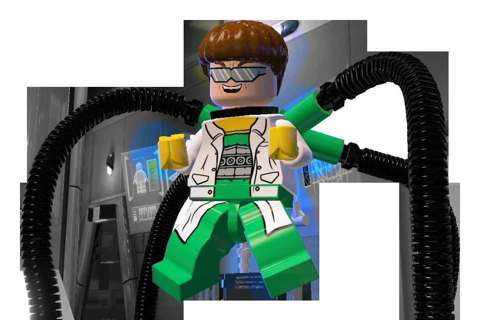 Doctor Octopus - LEGO Marvel Superheroes Wiki