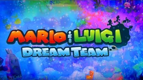 Sacred Somnom Woods - Mario & Luigi Dream Team Music