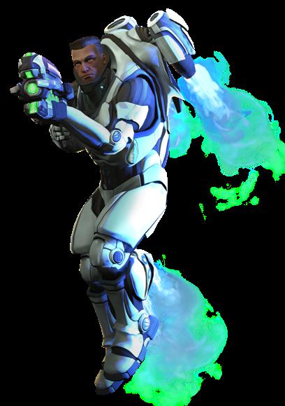 Image - XCOM(EU) Soldier ArchangelArmor.png - XCOM Wiki