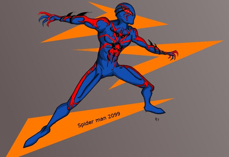 SpiderMan 2099 Character  Comic Vine