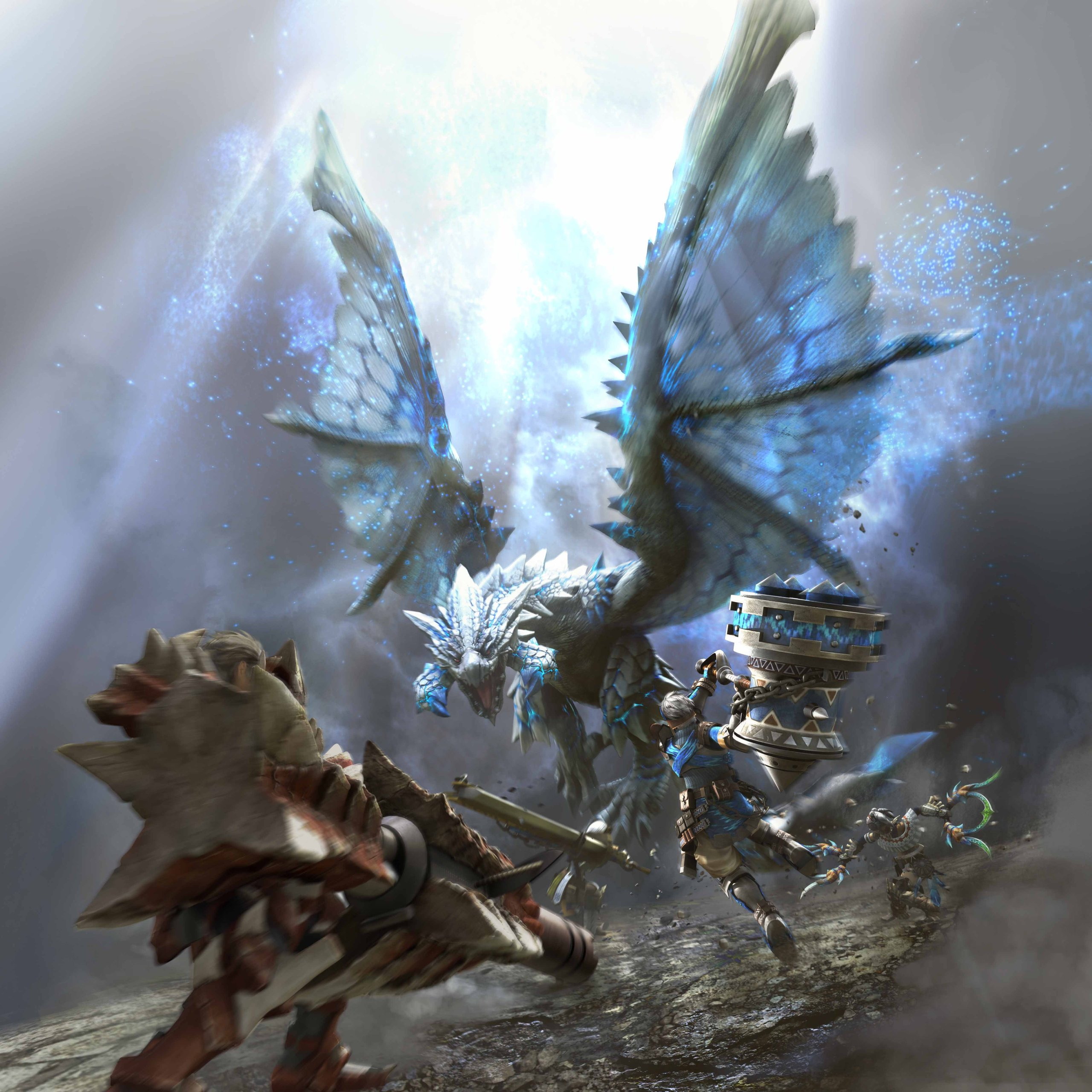 zerureusu the monster hunter wiki monster hunter