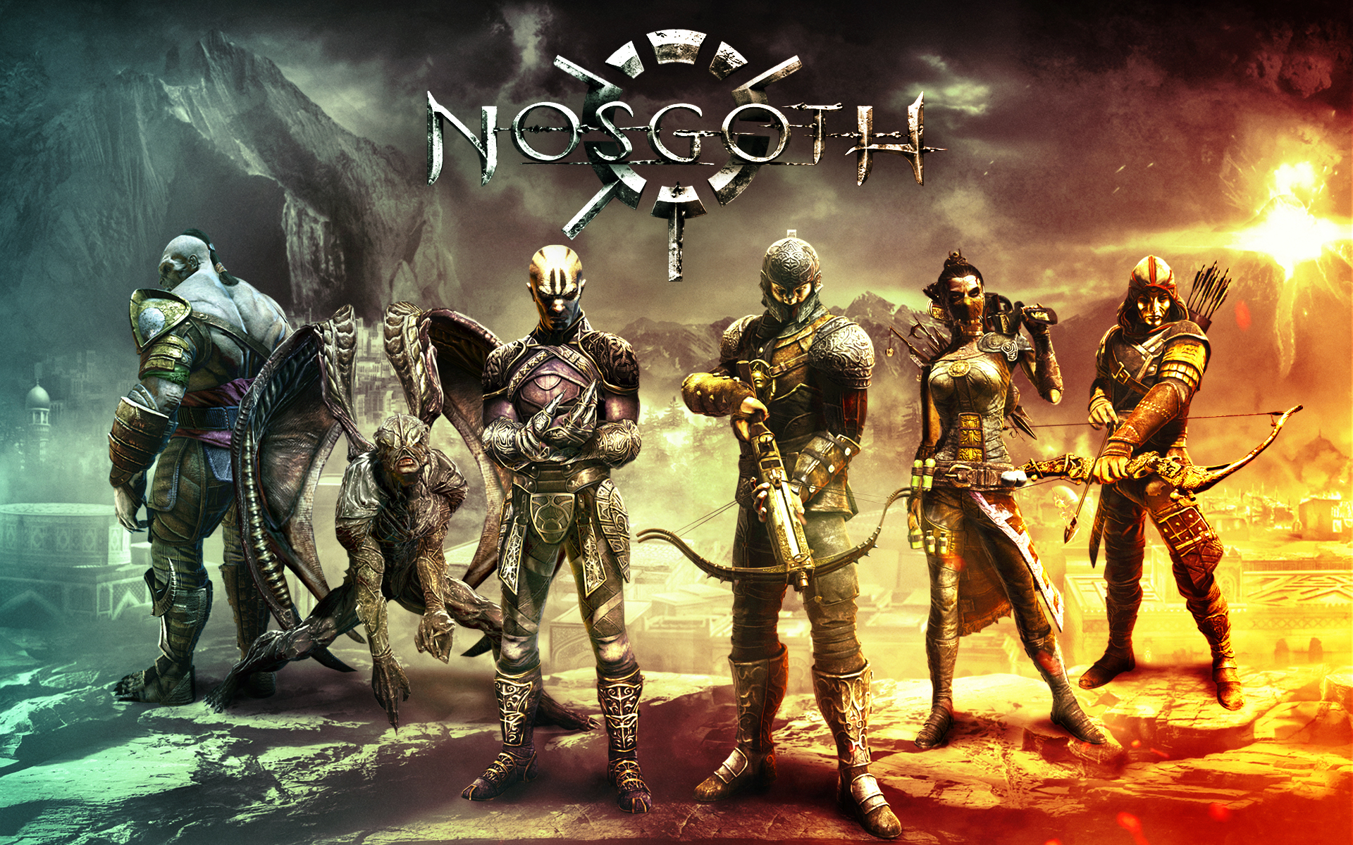 Nosgoth Closed Beta Key