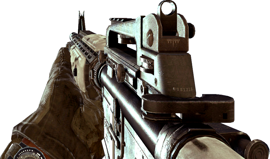 Image - M16A4 Arctic MW2.png - The Call of Duty Wiki ... M16a4 Mw2