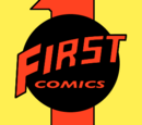 First Comics in the media